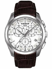 Tissot Stainless Steel Case Adult Analog Wristwatches