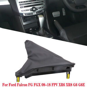 Handbrake Hand Brake Boot Cover For Ford Falcon FG FGX 08-18 XR6 XR8 G6 G6E FPV