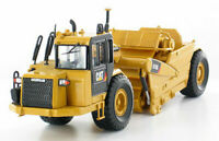 Norscot Diecast Tractor 1/50 Caterpillar 613G Scraper Model CAT Wheel Toy 55235