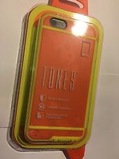 iPhone 6, 6S Tones Protector Case Brilliant Orange Glow AP-11-113-16 SwitchEasy