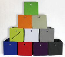 Faltbox ALPHA Spielkiste Spielzeugkiste Regalbox Größe 32x32x32cm Faltboxen