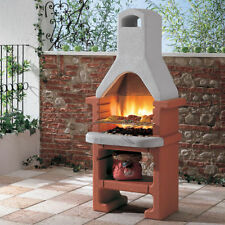 Fire Mountain Charcoal Masonry Barbecues