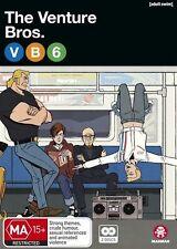 Venture Bros : Season 6 (DVD, 2016, 2-Disc Set) (Region 4) Aussie Release
