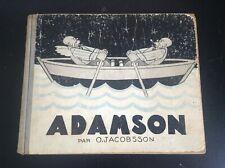 RARE Adamson Jacobsson 1929 3e mille Stock Delamain et Boutelleau BON ETAT