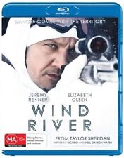 Wind River (Blu-ray, 2017)