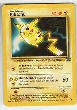 Pikachu - Black Star Promo - #4 - Lightly Played - Collectible Pokemon Card
