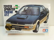 Tamiya Vintage 1988 Toyota Sprinter Trudeno GT-Z 1/24 Scale Model 100%new