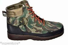 POLO RALPH LAUREN Men's BEARSTED CAMO BOOTS SUEDE ANKLE LEATHER HIKING Trail 15