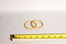 (2) Genuine Wilden Wilflex O-Ring  P2  02-1230-58   Set of two