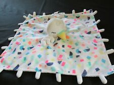 Oh Joy! Swan Bird Baby Security Blanket Lovey Target White Confetti Duck Goose