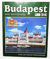 Budapest and Szentendre Tourbook - City Walks