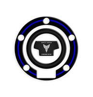 PROTEZIONE TAPPO BENZINA YAMAHA MT-09 / GT TRACER GP-366 (Blue)
