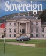 Sovereign magazine Issue 12 the official international magazine of Jaguar cars