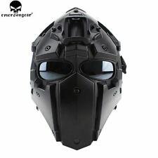 Emerson BD6646 5 Ronin Fan Glass Mask - Black
