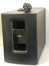 New ListingBose CineMate 120 130 Digital Home Theater Speaker Subwoofer 329009 Tested Mint