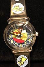 Snoopy Amitron Wrist Watch ca. 1980's