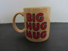Vintage FTD BIG HUG MUG as seen on True Detective EUC!