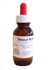 50ml Rescue Remedy (Alcohol Free) for baby, children, kids, cats, dogs, pets