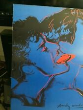 """ANDY WARHOL """"QUERELLE"""" POSTER"""