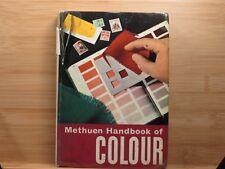 Methuen Handbook of Colour, Kornerup Wanscher 2nd ed 1967 (Second) Color Plates