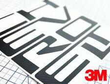 Chevrolet Tailgate Letters Inserts fits 2019 Silverado Decals vinyl Carbon Fiber