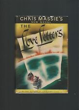 The Love Letters Chris Massie First Edition First Printing Book Into Film Scarce