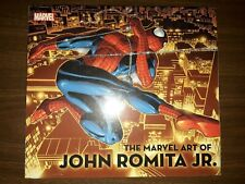 The Marvel Art of John Romita Jr.  sealed HC