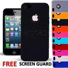 Fundas y carcasas Para iPhone 5s de silicona/goma para teléfonos móviles y PDAs