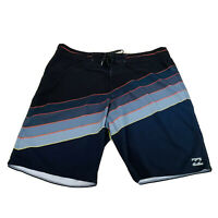 Billabong Titanium Northpoint Boardshorts Men's Size 36