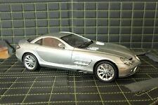 1:12 CMC Mercedes SLR Mc Laren Silber/rot - Ohne OVP/mit kleinen Mängeln/LOOK
