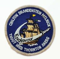 NASA Chilton Brandenstein Melnick Thuot Hieb Thornton Akers Endeavour Patch