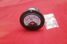 Dc 0 30ma Round Analog Ammeter Panel Current Dia 664mm Dh52 Direct Connect
