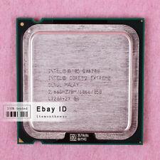 Free shipping SL9UL Intel Core 2 Extreme QX6700 CPU 2.66 GHz LGA 775 1066 MHz