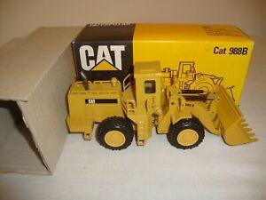 NZG 167 CAT 988B WHEEL LOADER - EXCELLENT in original BOX