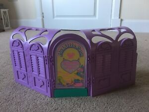 2nd edition purple Grooming Parlour playset My Little Pony