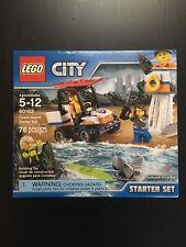 Lego City Coast Guard Starter Kit 60163