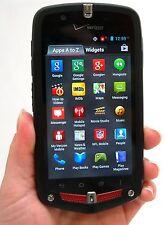 Casio G'zOne C811 Commando 4G LTE 16gb Rugged Verizon Cell Phone touchscreen GPS