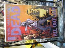 The Walking Dead #125 Image Comics Robert Kirkman All Out War Zombies Negan