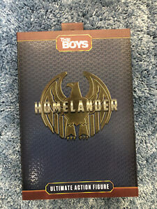 Neca The Boys Homelander Ultimate Action Figure Walmart Exclusive!!!