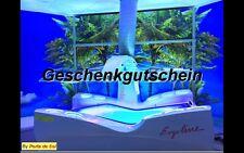 Ergoline KBL-Megasun UWE Luxura Geschenkgutschein Profi Solarium   Porta de sol
