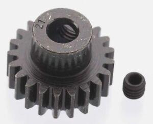 Robinson Racing 8621 X-Hard 21T Black Steel 32P Pinion 5mm