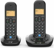 BT 3880 DECT 2-Handset Cordless Phone with Answering Machine