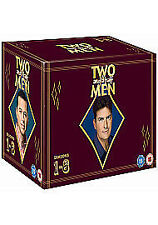 Two And A Half Men - Series 1-8 - Complete - English (DVD, 2011, 28-Disc Set, B…