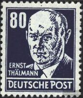 DDR 339 postfrisch 1952 Persönlichkeiten