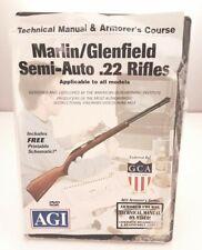 Marlin 60 Glenfield Semi Auto 22 Rifles Gunsmithing Dvd Agi Video Gunsmith