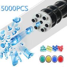 Soft Bullet Darts Pistol Chidren 5000 Crystal Paintball Water Gun Balls