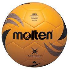 MOLTEN vg4000y INTERNATIONAL MATCH FOOTBALL Standard Giallo Taglia 5