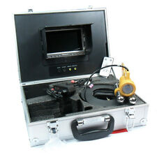 """20m  7"""" LCD Underwater Video Fishing Camera System With SONY CCD Camera"""