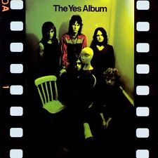 CD ROCK PROGRESSIF PAPER SLEEVE VINYL REPLICA +  YES / THE YES ALBUM