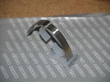 Reloj Pulsera SEIKO 16mm Acero Inoxidable Cepillado 2 piezas tono 2 Correa de Z1018
